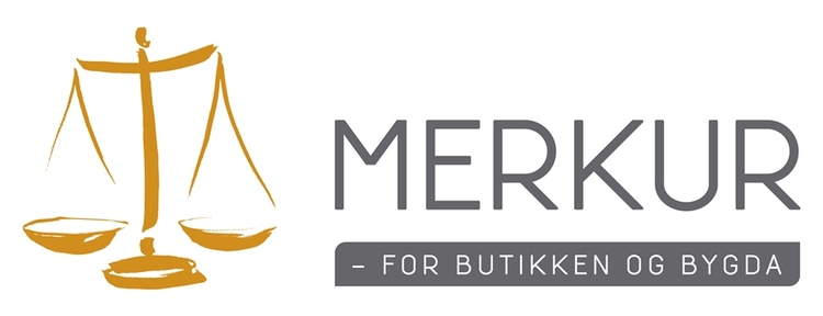 Merkur - For butikken og bygda