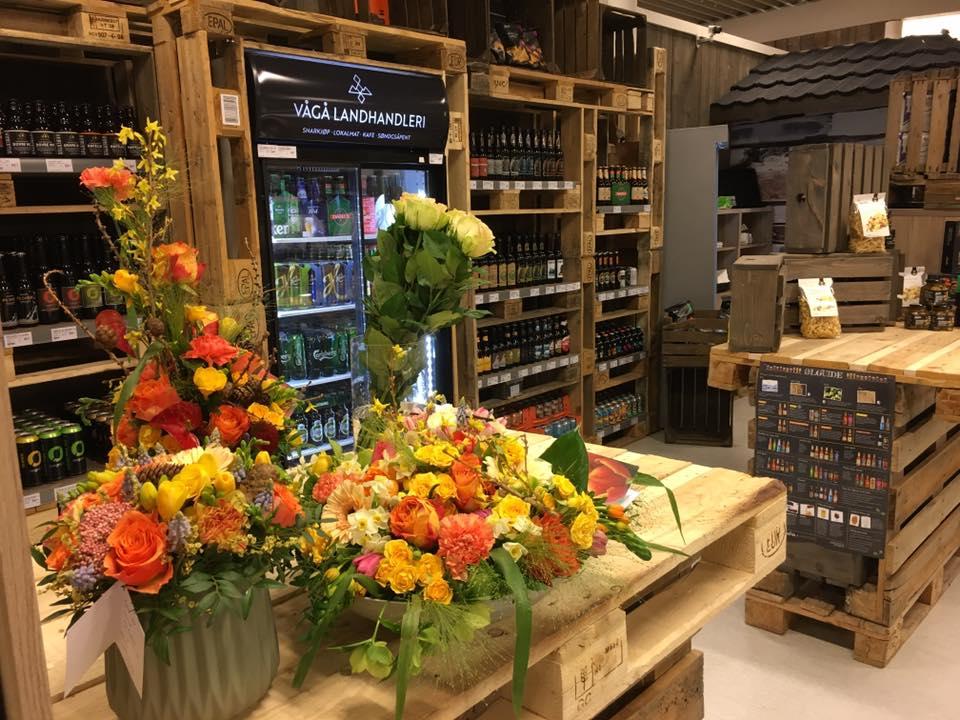Snarkjøp Vågå Landhandleri åpnet 30. mars 2017