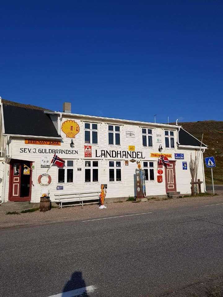 Snarkjøp butikk nr 40 – Kongsfjord Landhandel